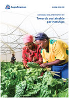 SUSTAINABLE DEVELOPMENT REPORT 2011